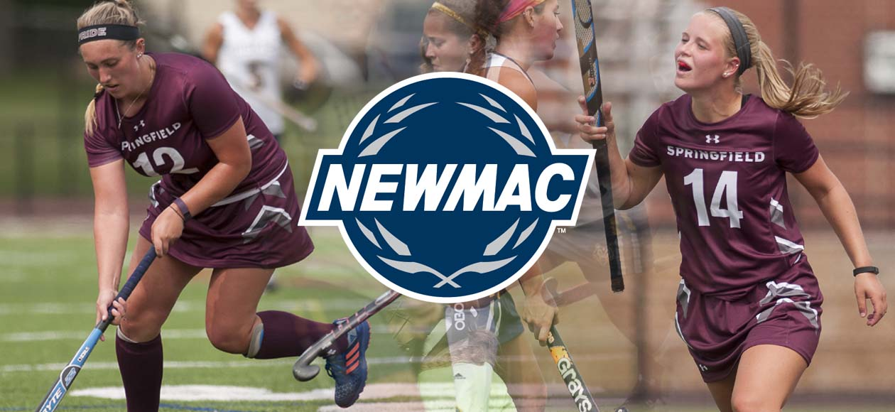 Conley Named NEWMAC Field Hockey Rookie of the Year; Kennedy Earns All-Conference Honors