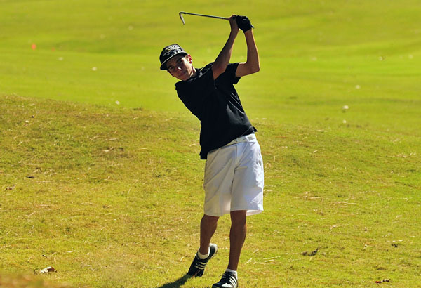 Golf: Panthers finish fall schedule with fourth place finish at Guilford tournament
