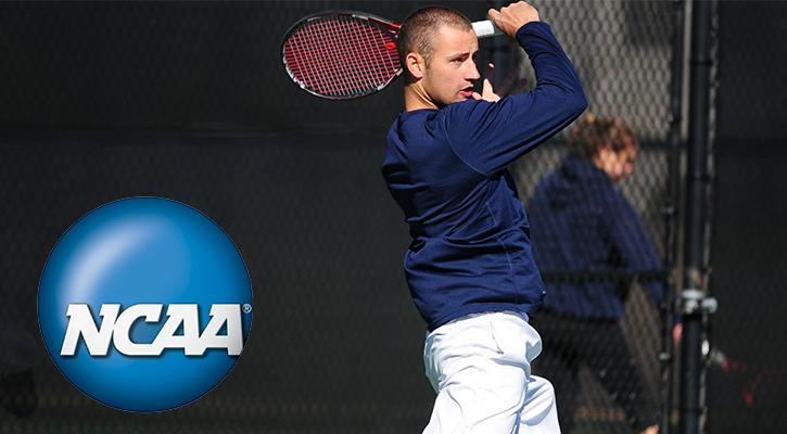 GC Men's Tennis Earns No. 4-Seed at NCAA Regional, Start Sunday