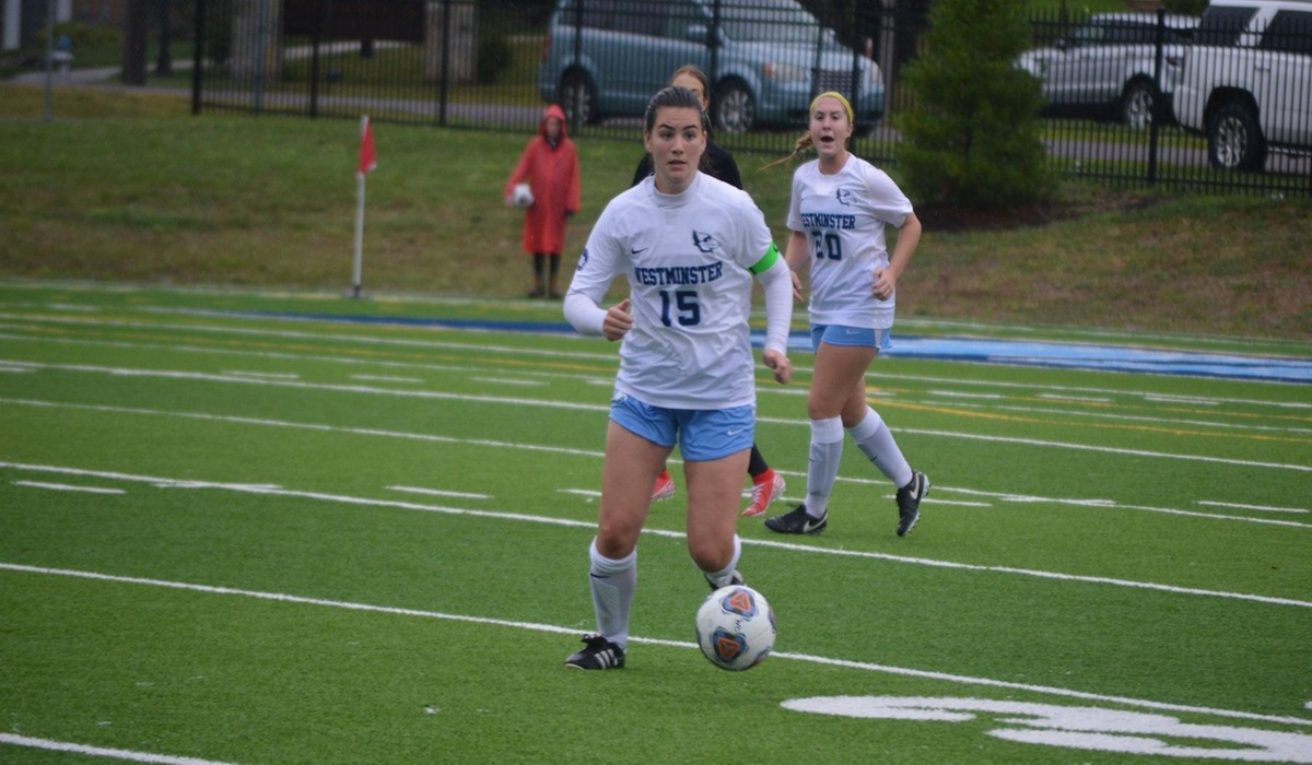Westminster Women's Soccer Extends Shutout Streak With Win over Iowa Wesleyan