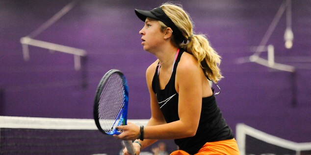 Lewis & Clark opens play at ITA Northwest Regional Championships