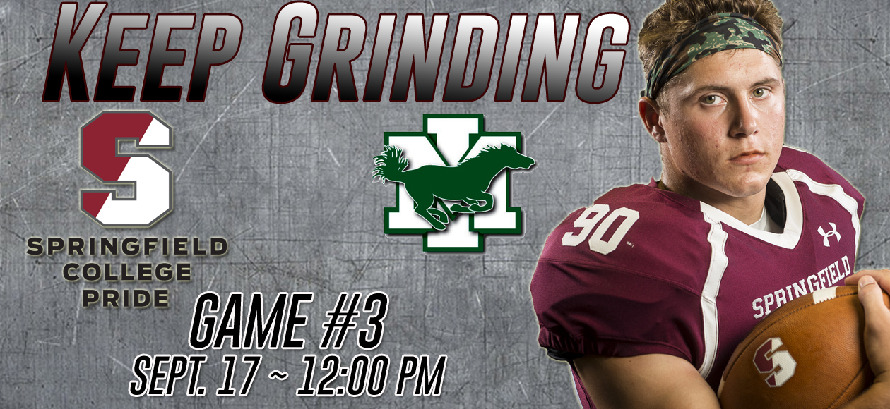 Football Wraps Up Non-Conference Slate Versus Mount Ida on Saturday