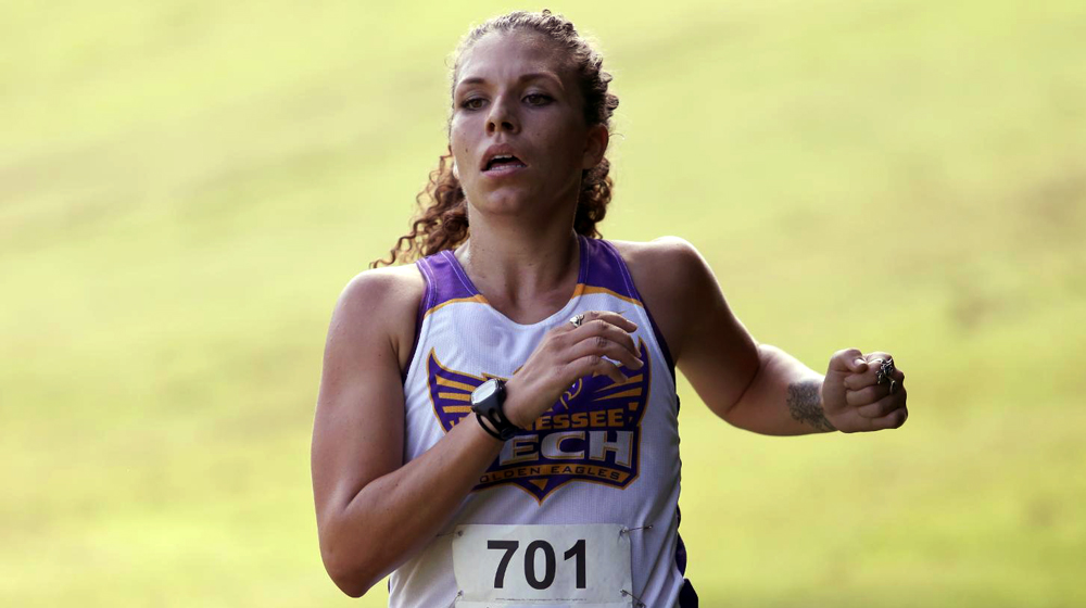 Tennessee Tech women's cross country finishes 12th at Crimson Classic