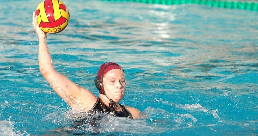 Women's Water Polo Captain Kaitlin Murphy Named Third-Team All-American