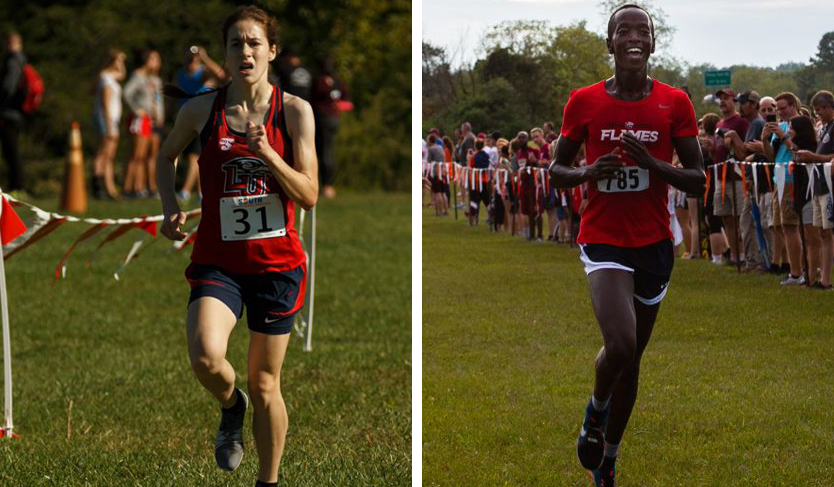Kirwa, Palmer & Liberty Men Triumph at Queen City Invite
