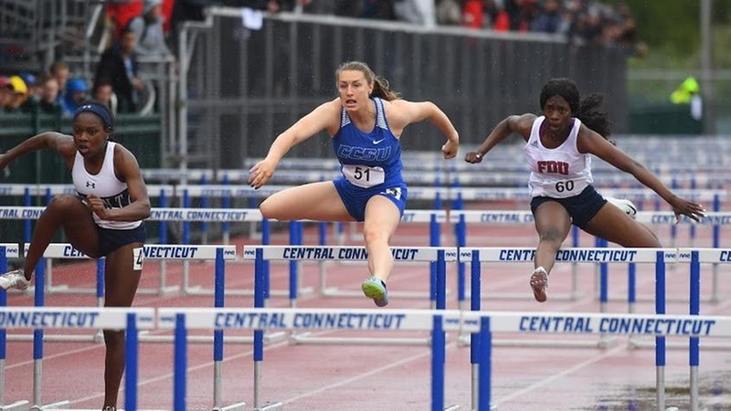 Women's Track Wins Five Events at Wagner Invite