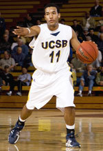 Defense Baffles Cal State Northridge as Visiting Gauchos End Two-Game Losing Streak, 67-57