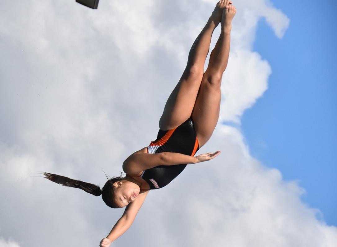 Divers Get Season-Bests Across the Board at SCIAC's