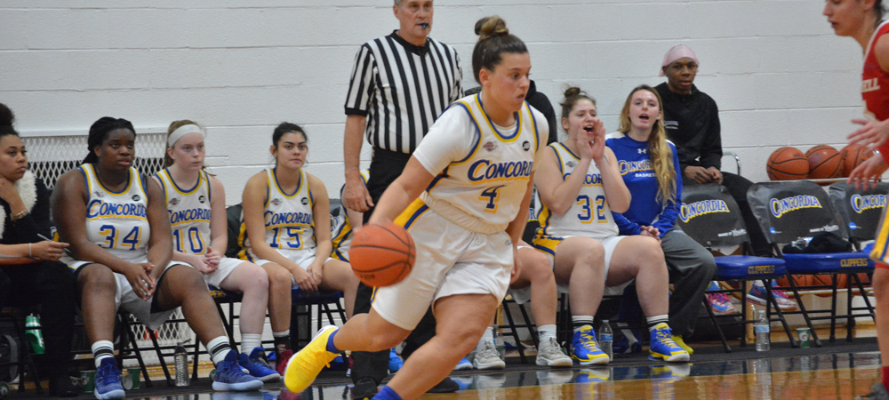 Women's Basketball Trio Set Career-Highs In 77-68 Setback To Caldwell
