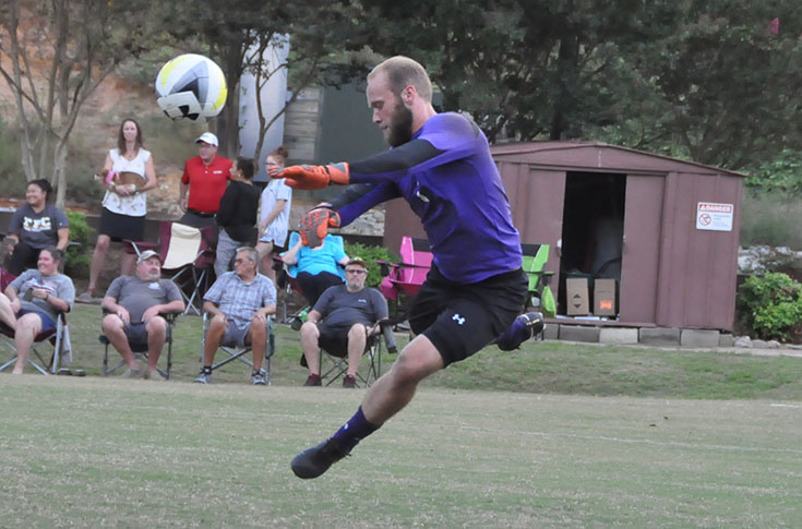 Men's Soccer: Strong second half sends Panthers past Toccoa Falls 4-2
