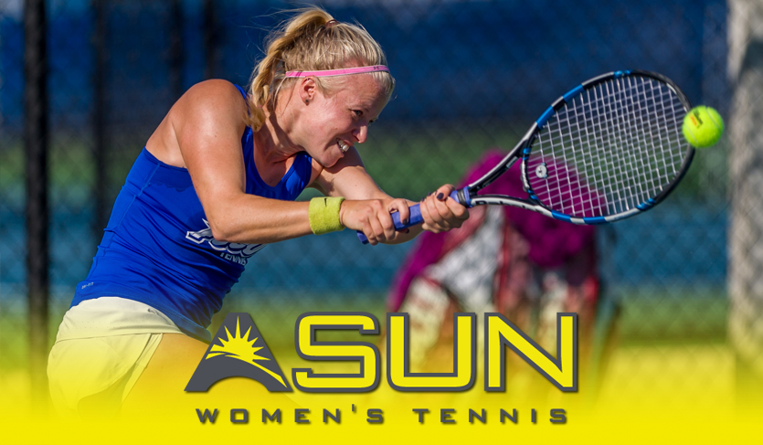 FGCU's Ornberg Adds Her Second #ASUNWTEN Honor with Two Road Wins