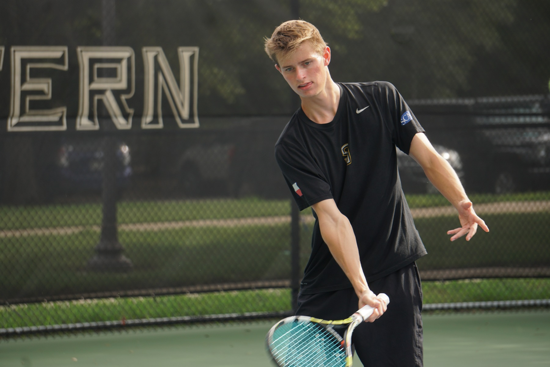 Men's Tennis Advances to SCAC Championship with Victory over Austin College