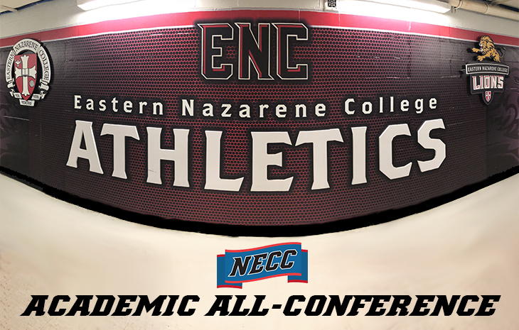 ENC Places 17 Student-Athletes on NECC Fall Academic All-Conference Team