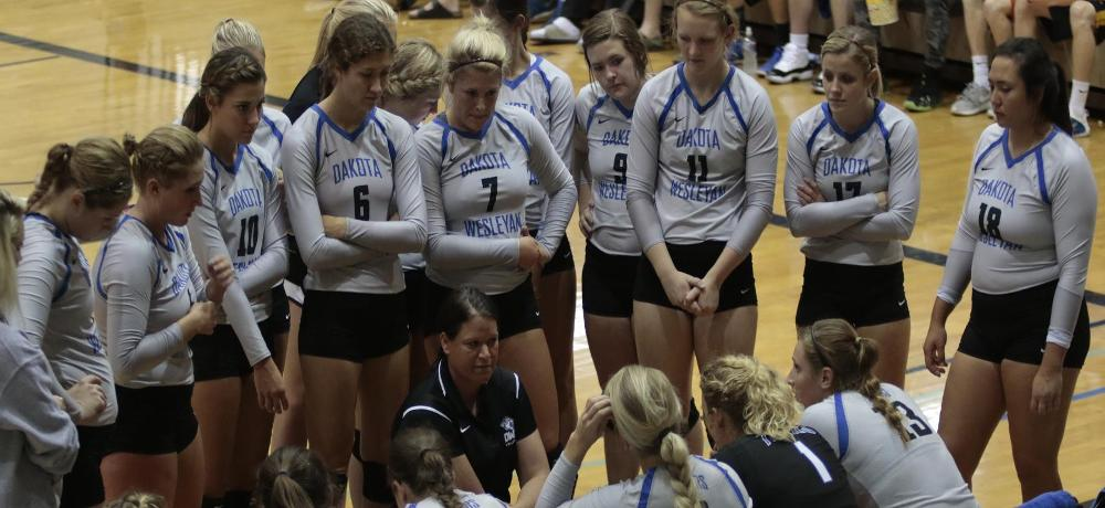 DWU splits on day one of Corn Palace Classic