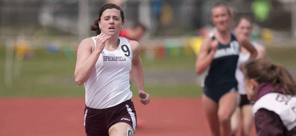 Women's Track and Field Finishes Second At Coast Guard