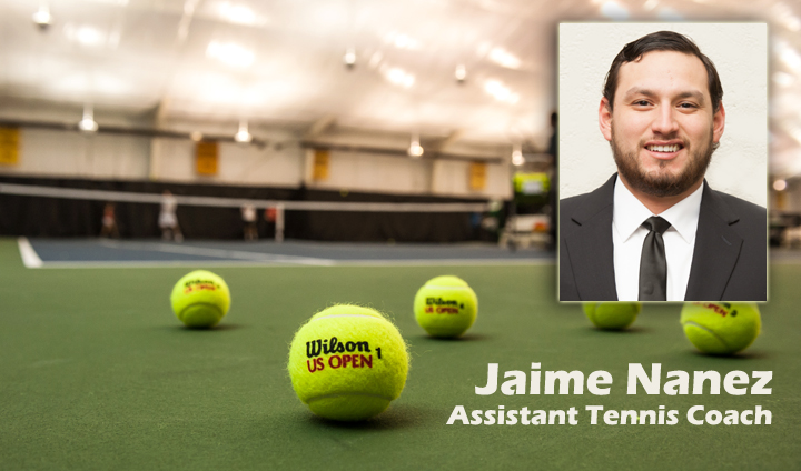 Bulldog Tennis Appoints Jaime Nanez To Assistant Coaching Position