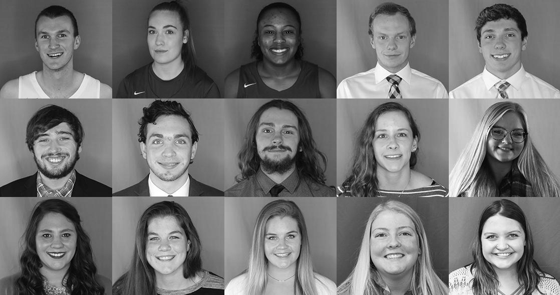 Fifteen Winter Student-Athletes Earn Academic All-OAC Honors