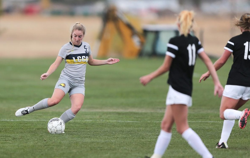 Six Goals for Golden Eagles in Win