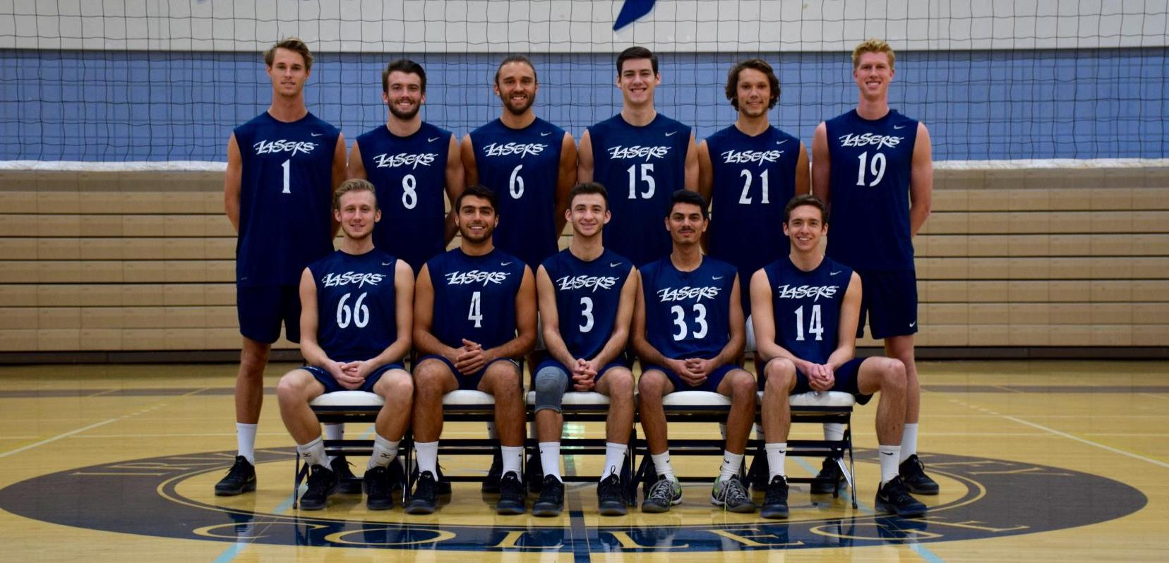 Men's volleyball team falls to El Camino in 2016 opener