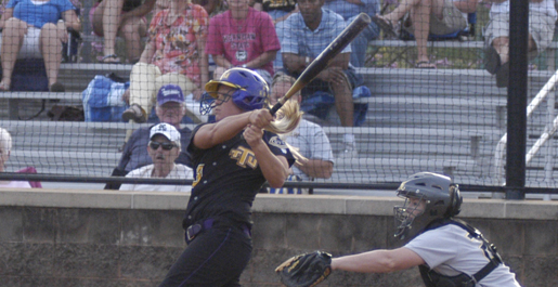 Big hit Callie Schmidt: Tech wins on walk-off home run, 6-5