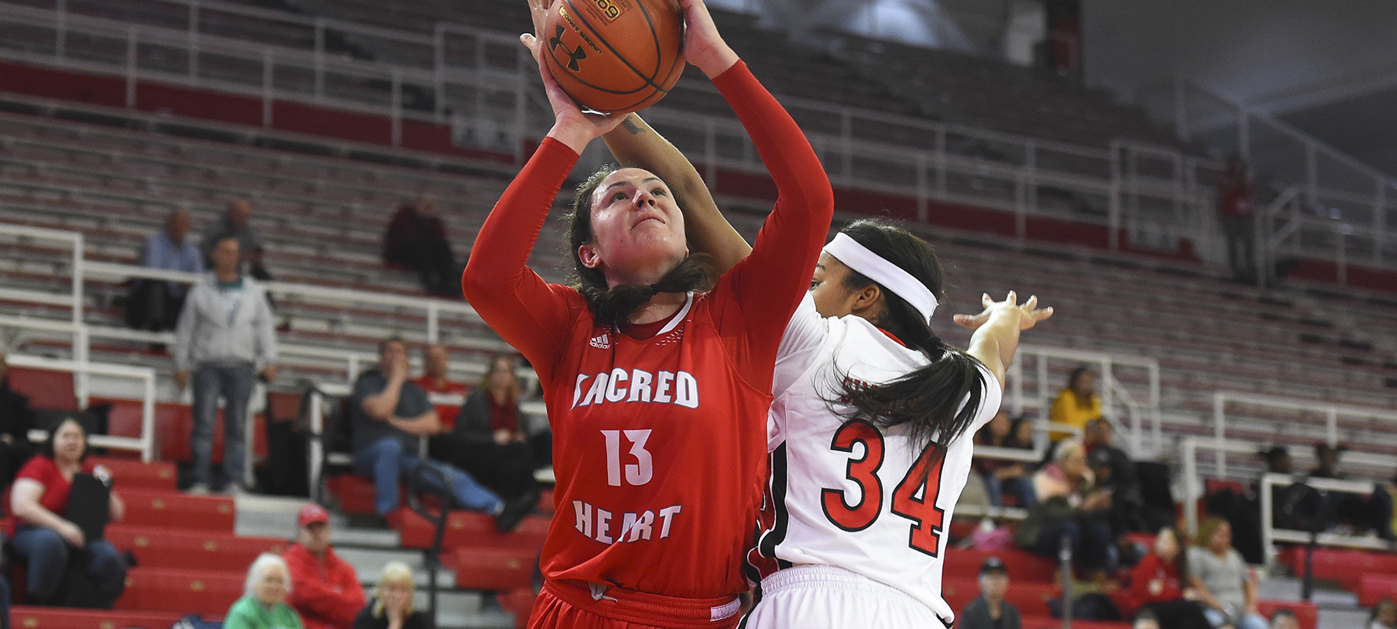 Haines Named Co-Player of the Week for the NEC