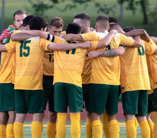 Golden Eagles Will Face St. Lawrence in First Round of NCAA Men's Soccer Tournament