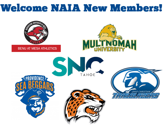 NAIA Approves New Members at 74th Annual National Convention