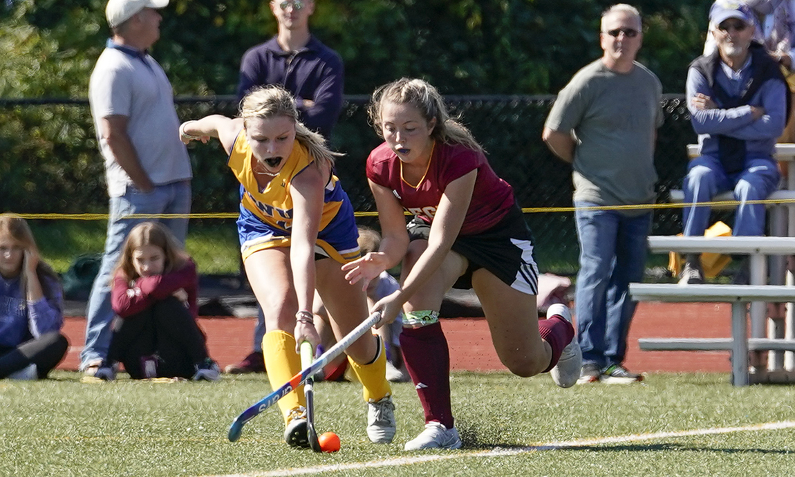 Pride Field Hockey Forces Overtime Before Falling, 4-3