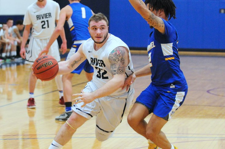Men's Basketball: Raiders drop one to Anna Maria