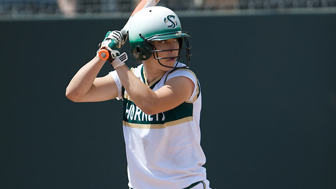 SOFTBALL FALLS TO SOUTHERN UTAH, 5-2, IN FIRST ROUND OF BIG SKY TOURNEY