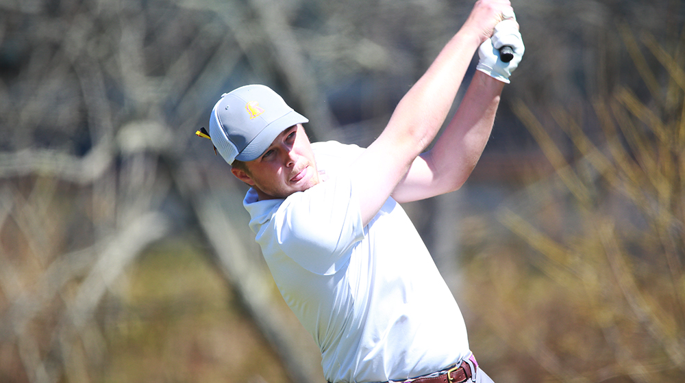 Tech men's golf team ranked 10th through first round at Bobby Nichols Intercollegiate