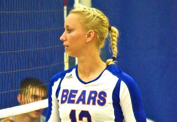 Volleyball tripped up by Roger Williams