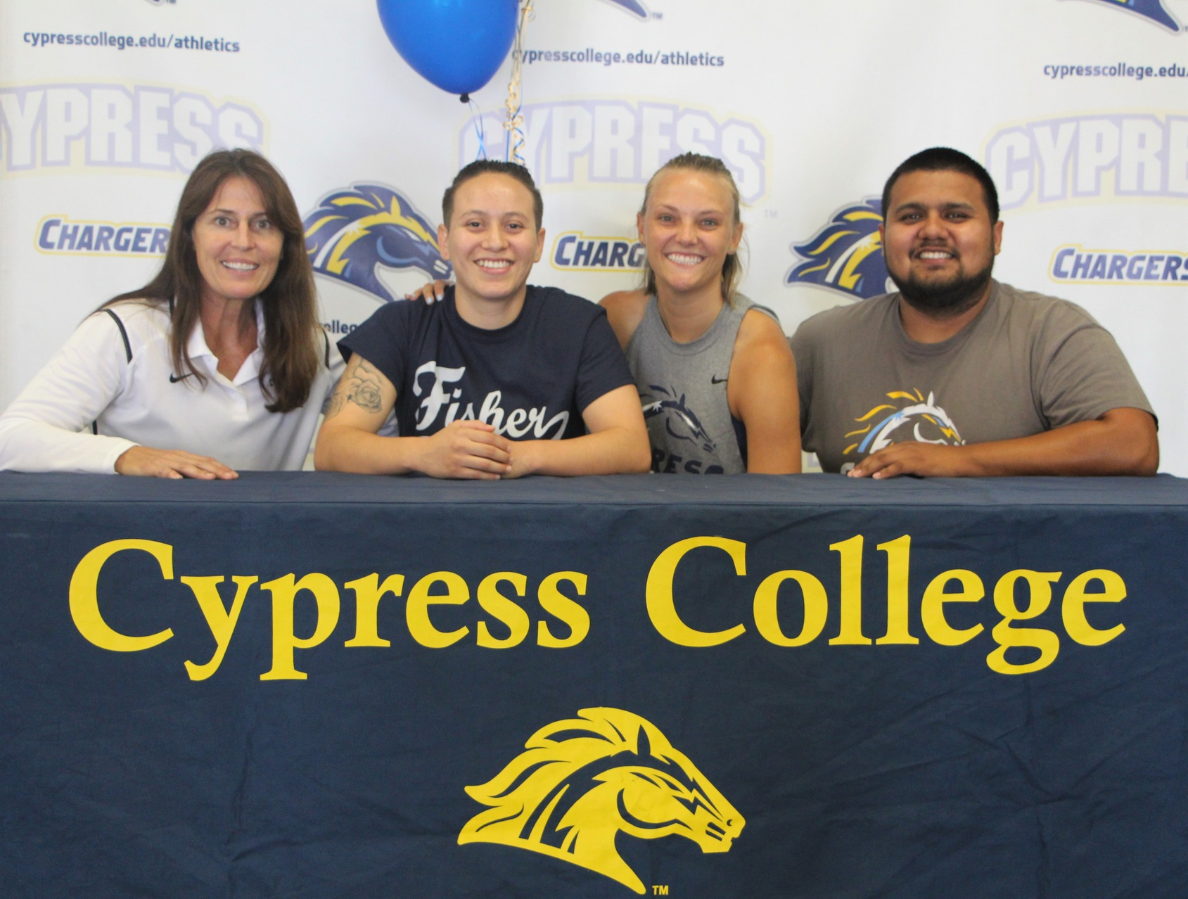 Vivian Lara Inks with NAIA Fisher College