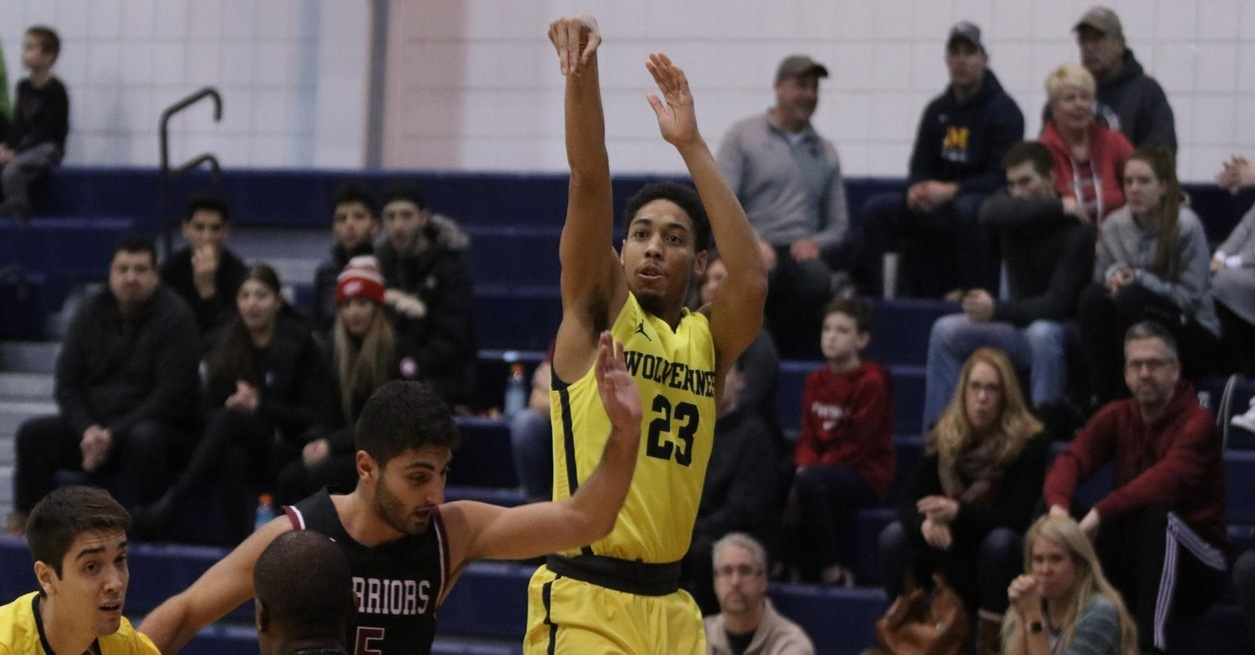 Joyner, Wolverines Stun No. 6 Cornerstone in Closing Seconds