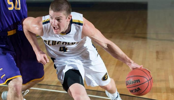 Mau Hits Buzzer-Beater to Give Blugolds win Over Ranked Ashford