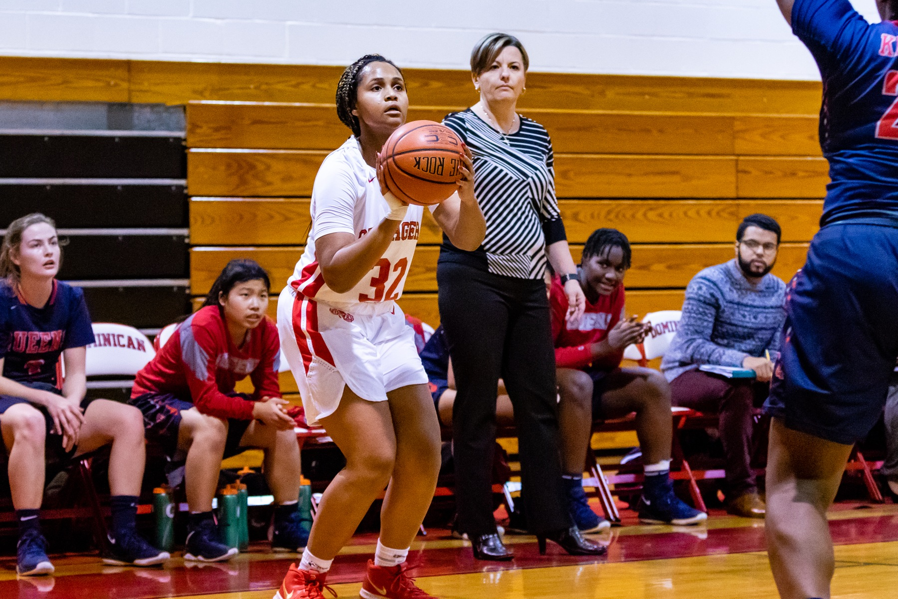 LADY CHARGERS EARN SECOND STRAIGHT WIN OVER RIVAL NYACK