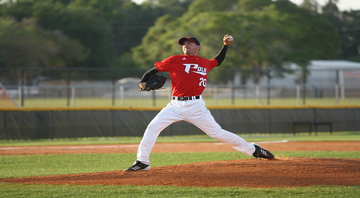 Polk Notches 7-2 Victory over South Florida Community College