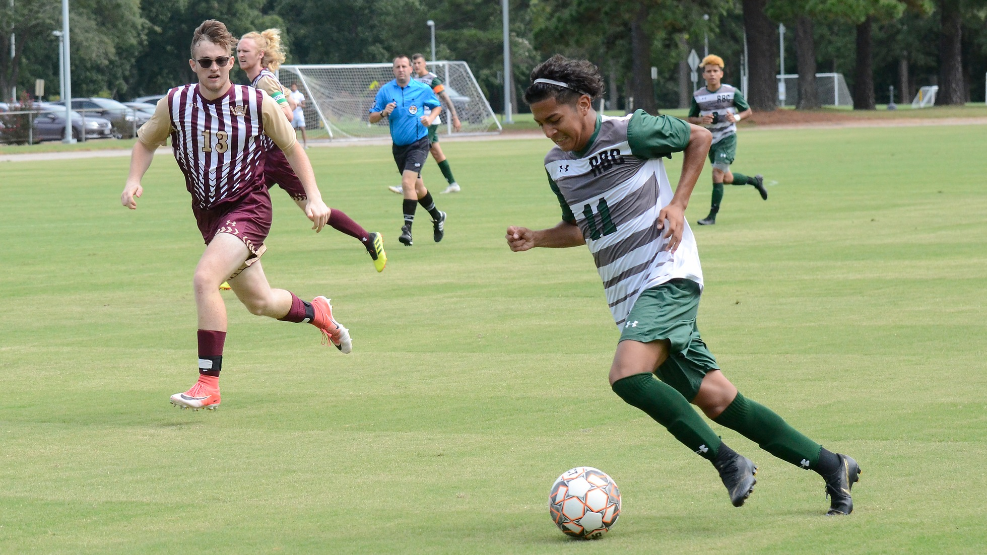 Men's Soccer Wins Fourth Straight in Overtime
