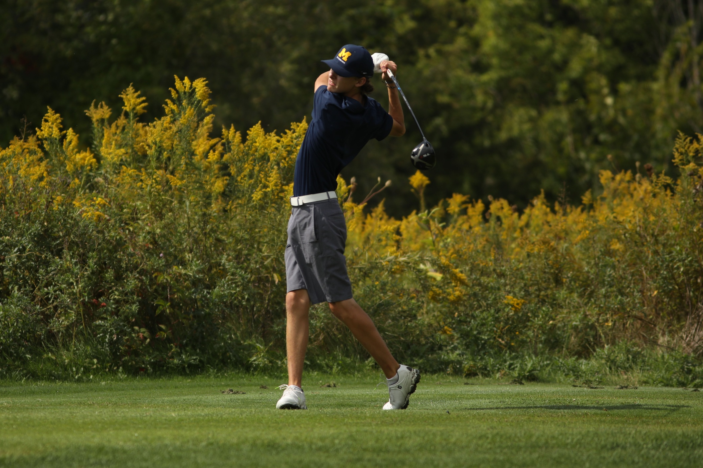 Wolverines place fourth at Aquinas Invite