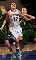 Gauchos Play at USC on Thursday in WNIT