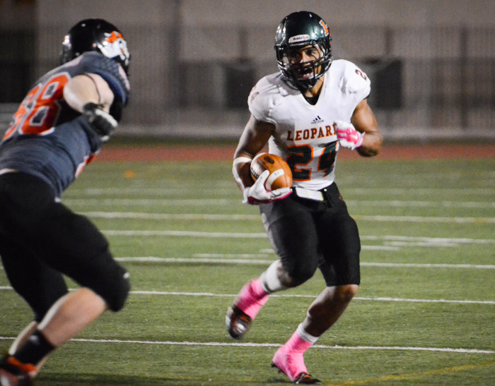 Sparks-Jackson, Parent run wild at Occidental