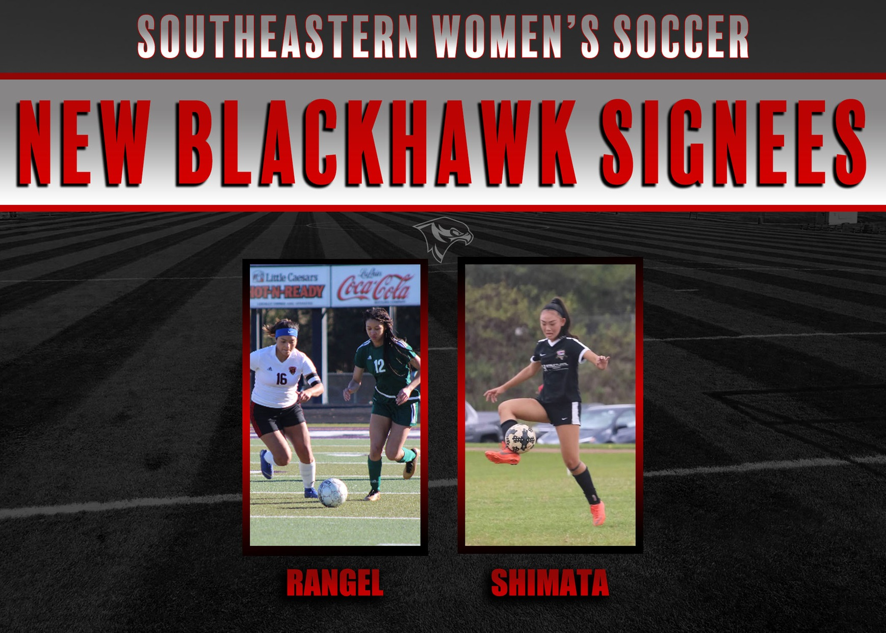 Women's Soccer Signed Two More to the 2019-2020 Roster