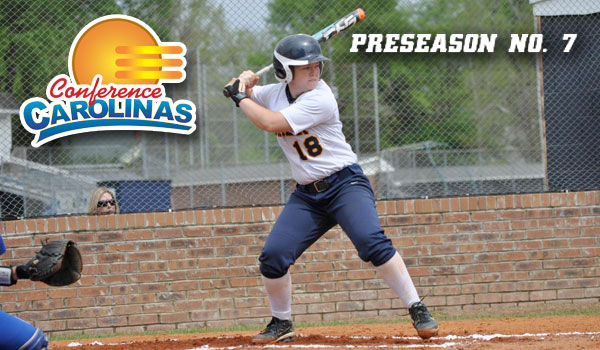Softball Team Tabbed Seventh in Preseason Poll