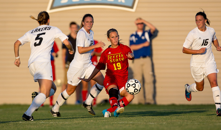 FSU Falls Short In Non-League Game At GVSU