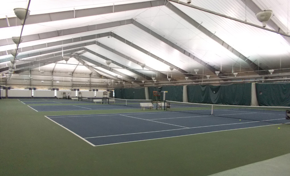 Emory vs. Washington & Lee Men's Tennis Match Moved Indoors