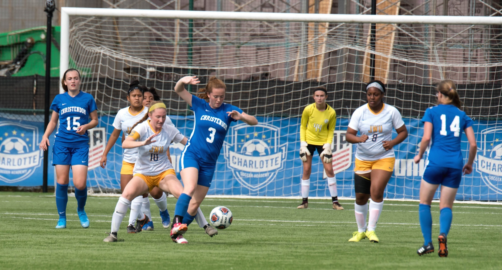 JWU Women's Soccer Announces Spring 2020 ID Clinic