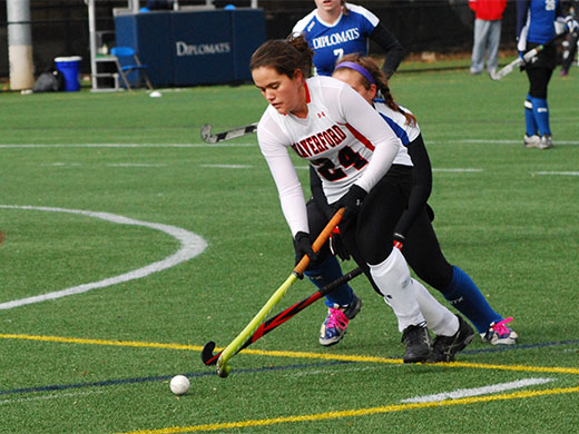 Field hockey finishes as runner-up at conference tournament