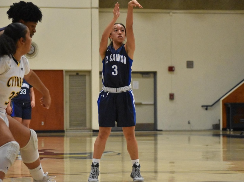 Women's Basketball Drops Season Opener at Cypress