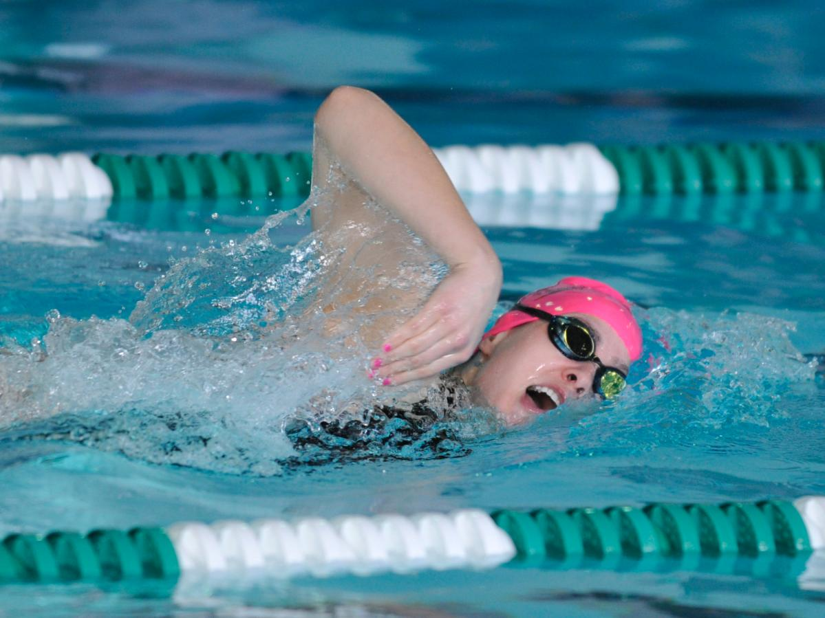 Swim Teams Complete Day Two At NEISDA Championships