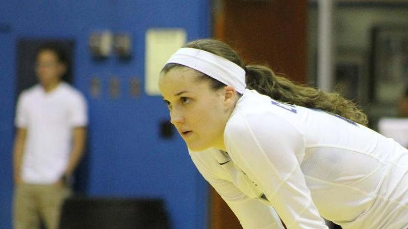 Volleyball Sweeps Hartford, 3-0